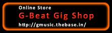 G-Beat Gig Shop