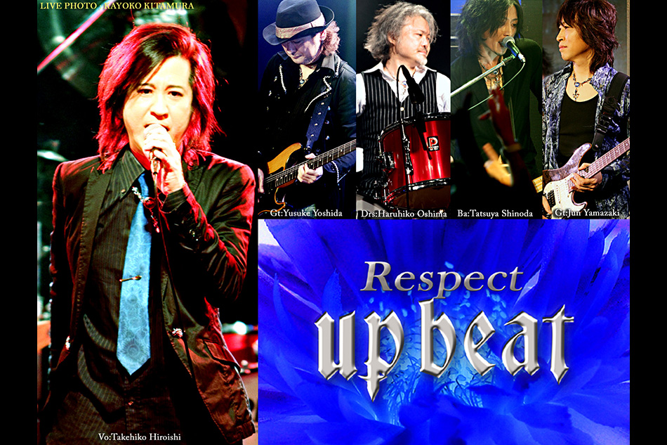 Respect up-beat